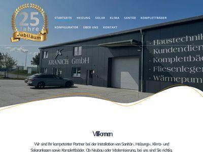 Kranich Heizungs- und Sanitär- service GmbH