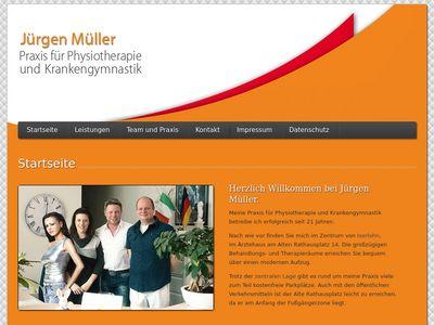 Jürgen Müller Krankengymnastik-Praxis