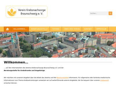 Verein Krebsnachsorge Braunschweig e.V.
