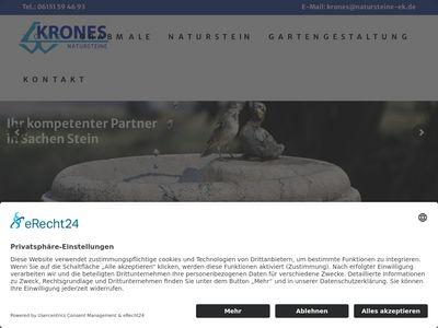 Krones Natursteine e. K.