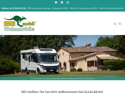 Kucki-Mobil Wohnmobile e.K.