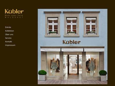 Werner Kübler Leder-Pelzdesign e.K.