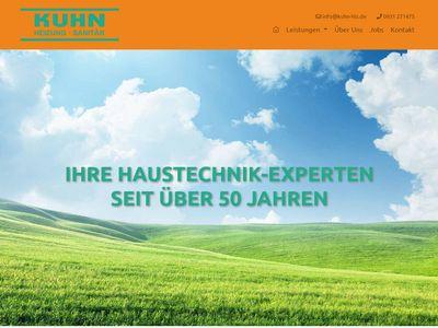 Fa. Armin Kuhn . Heizung - Sanitär