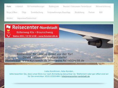 Reisecenter Nordstadt - Reisebüro38.de