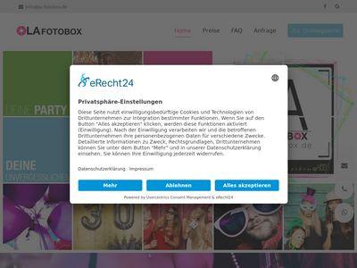 LA-Fotobox