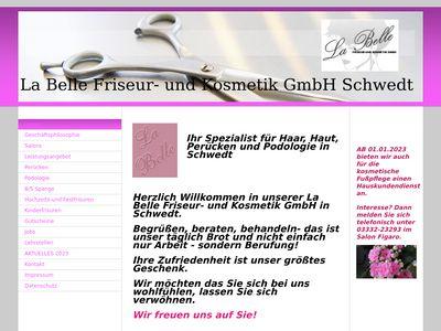 La belle Friseur und Kosmetik GmbH