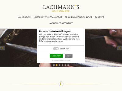 Lachmann`s Goldschmiede e.K.