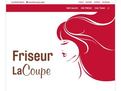 Friseursalon La Coupe