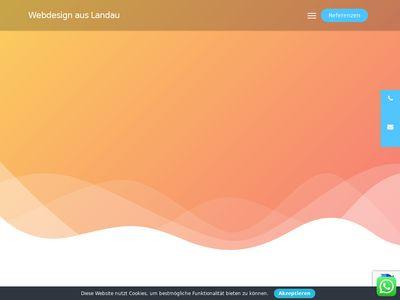 Webdesign Landau