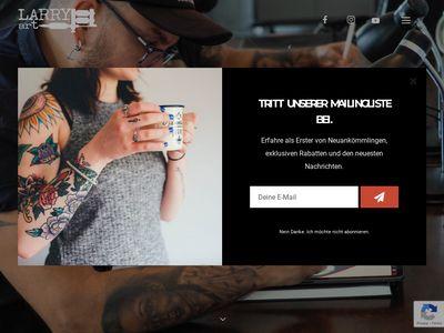 Larry Tattoo Art