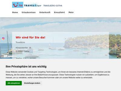 TUI Travelstar Gotha