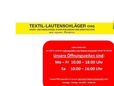 Textil-Lautenschläger OHG