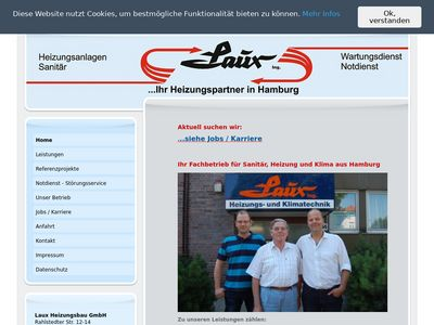 Laux Heizungsbau GmbH