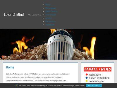 Lavall & Mind Heizung und Sanitär GmbH