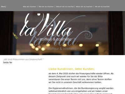 La Villa Friseur Selda Yer