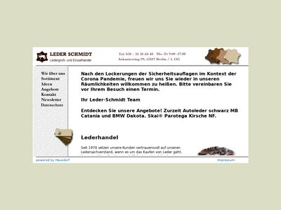 Leder Schmidt