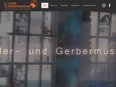 Ledermuseum Mülheim