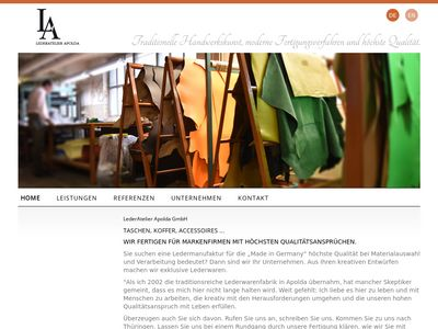 Leder Atelier Apolda GmbH