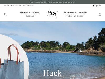 HACK Lederware