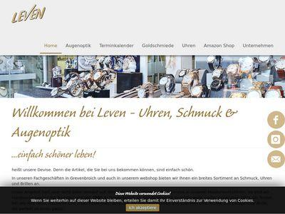 Uhren Optik Leven GmbH