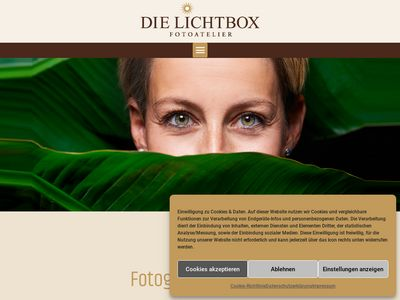 Die Lichtbox - Fotoatelier