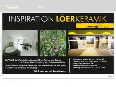 Löer Keramik-Handel GmbH
