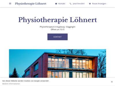 Physiotherapie Löhnert