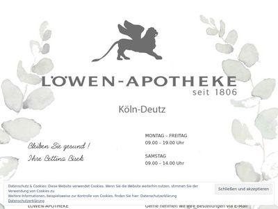 Löwen-Apotheke, Inh. Bettina Bisek
