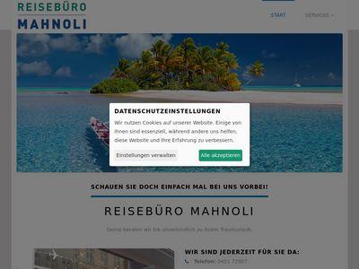 Reisebüro Mahnoli