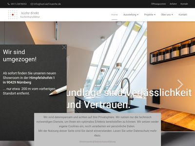 Sabine Koch Vertrieb von Küchen