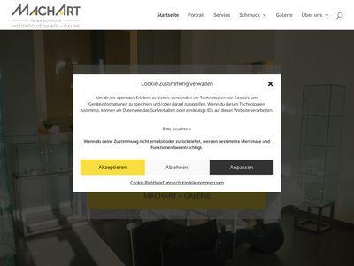 Machart- Feiner Schmuck