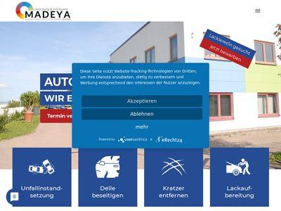 Lackierung & Karosserie Madeya GmbH