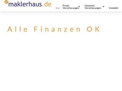 BFD Maklerhaus GmbH