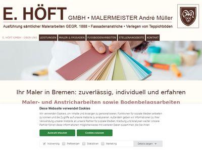 E. Höft GmbH Malereibetrieb