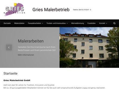 Gries Malerbetrieb GmbH