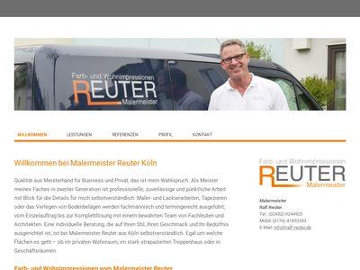 Reuter Ralf Maler und Lackierer
