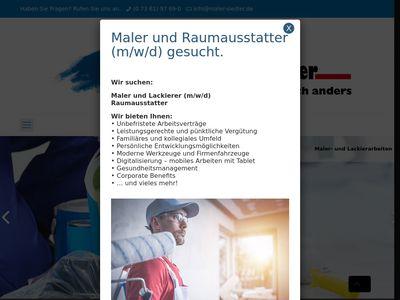 Maler Siedler GmbH & Co. KG