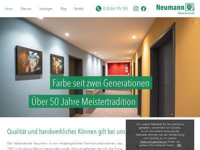Malerbetrieb Neumann