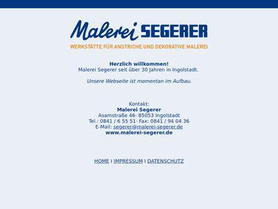Malerei Segerer GmbH