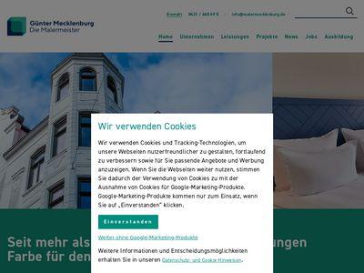 Günter Mecklenburg Malermeister GmbH
