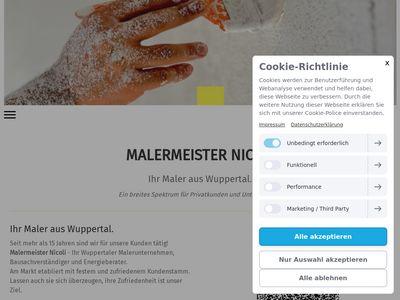 Malermeister Nicoli
