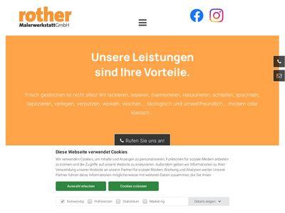 Rother Malerwerkstatt GmbH