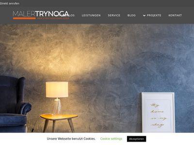Malerbetrieb Trynoga