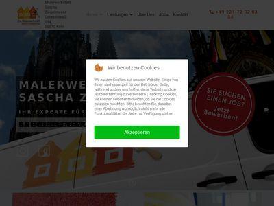Malerwerkstatt Sascha Ziegelmayer