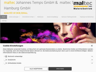 Maltec Temps Hamburg GmbH
