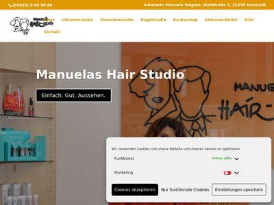 Manuelas Hair Studio Inh. Manuela Wegner