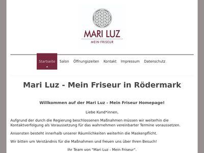 Friseursalon Mein Friseur Mari Luz