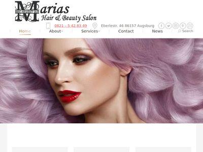 Marias Hair + Beauty Salon