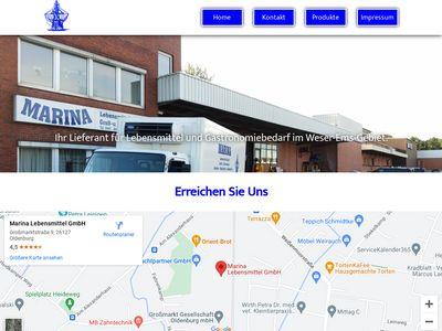 Marina Lebensmittel GmbH