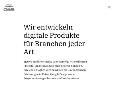 Müller Grafikdesign & Webdesign